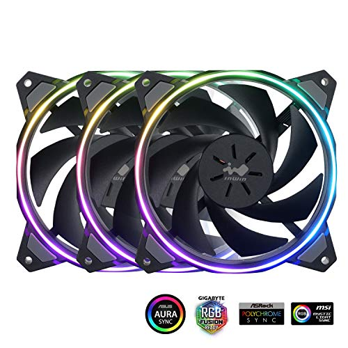 ventilador pc 120 mm fabricante IN WIN