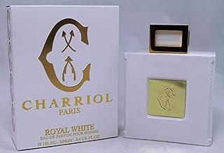 Royal White By Charriol For Men - Eau De Parfum, 100 ml