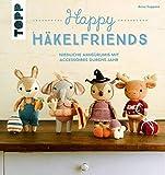 Happy Häkelfriends: Niedliche Amigurumis mit Accessoires durchs Jahr
