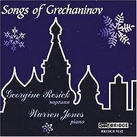 Songs of Aleksandr Grechaninov (2013-05-03)
