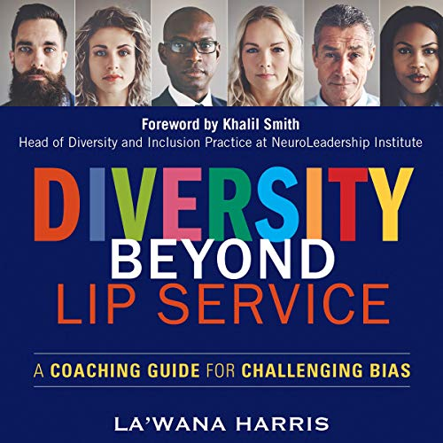 Diversity Beyond Lip Service audiobook cover art