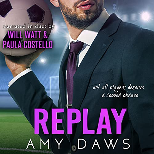 Replay Audiobook By Amy Daws cover art