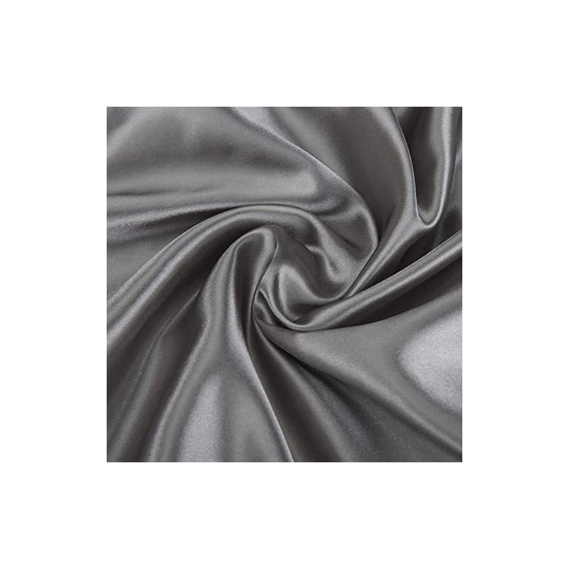 crib bedding and baby bedding pro goleem grey baby soft minky dot blanket with silky satin backing gifts for girls and boys (gray, 30'' x 40'')