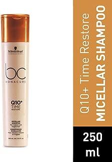 BC BONACURE Q10+ Time Restore Micellar Shampoo, 8.45-Ounce