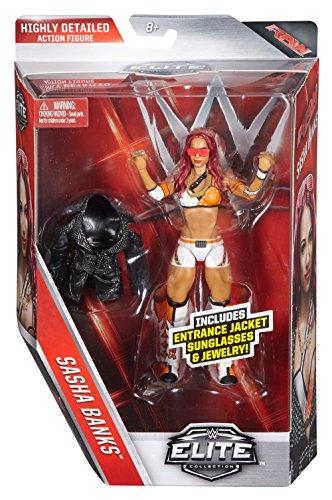 WWE Elite Sasha Banks Figure