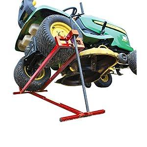 VOUNOT Ride On Mower Maintenance Jack Lift