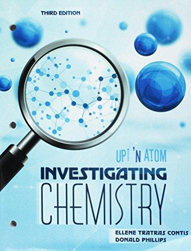 Investigating Chemistry: Up 'N Atom