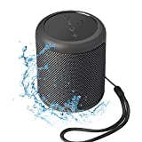 Portable Bluetooth Speaker,Waterproof Wireless Speakers,Rich Stereo Bass Sound,Waterproof Soundbox with Bluetooth,Handsfree Wireless Speakers for Travel,Outdoors, Home and Party
