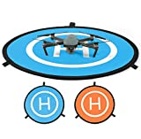 Drone Landing Pad / Helipad - 27.6' (70cm) Fast Folded - Lanch Pad For RC Quadcopter Helicopter DJI Phantom 4 Phantom 3 2 1 inspire 1