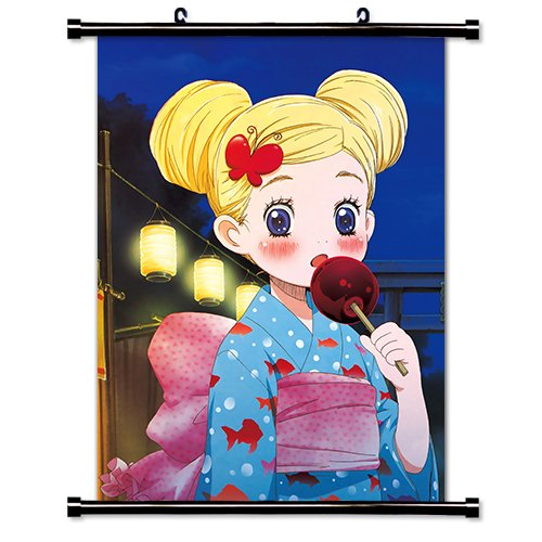 Honey and Clover Anime Fabric Wall Scroll Poster (32' x 43') Inches. [WP]-Honey and Clover-86 (L)