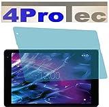 4ProTec I 2X ANTIREFLEX matt Schutzfolie für Medion LIFETAB P10400 Premium Bildschirmschutzfolie Displayschutzfolie Schutzhülle Bildschirmschutz Bildschirmfolie Folie