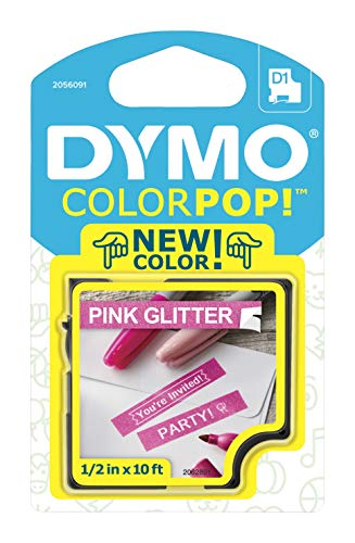 DYMO COLORPOP Authentic Label Maker Tape, 1/2