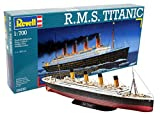 Revell- RMS Maqueta R.M.S. Titanic, Kit Modello, Escala 1:700 (5210)...