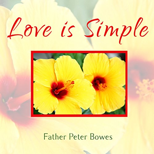 Love Is Simple audiobook cover art