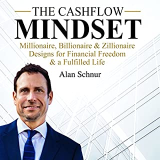 The Cashflow Mindset audiobook cover art