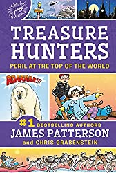 Treasure Hunters Book Series-Peril at the Top of the World