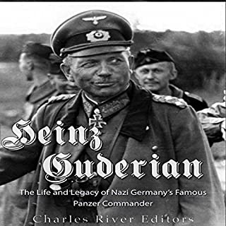 Heinz Guderian cover art