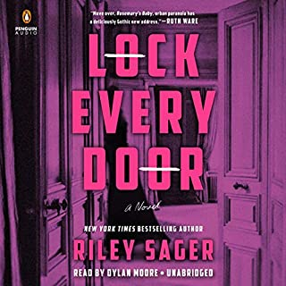 Lock Every Door audiobook cover art