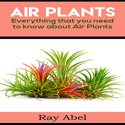 Air Plants audiobook cover art