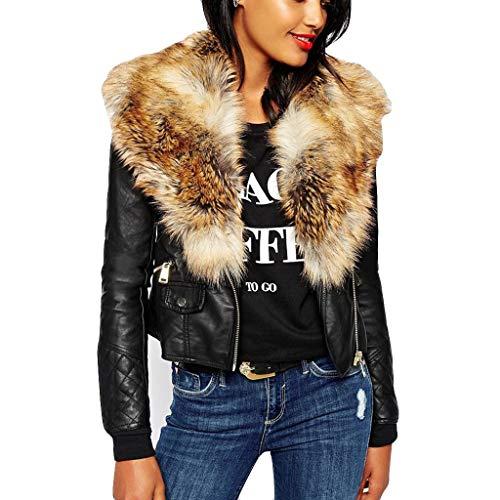 classifica Le giacche di pelle con pelliccia del