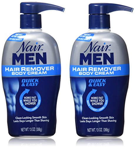 Nair Men Hair Removal Body Cream 13 oz by Nair