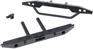 Redcat Racing Rer11326 Bumper Set (F/R), Black For Everest GEN8 Scout II