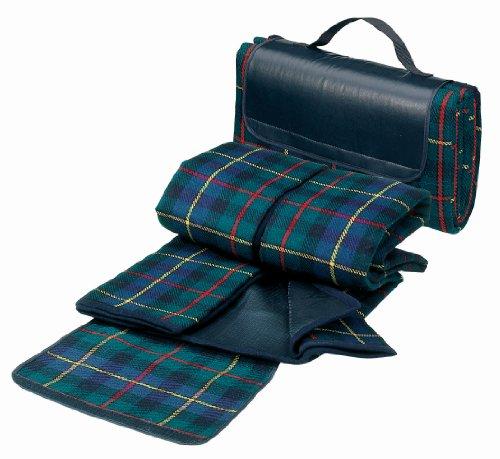 Coperta plaid da picnic impermeabile con tessuto scozzese