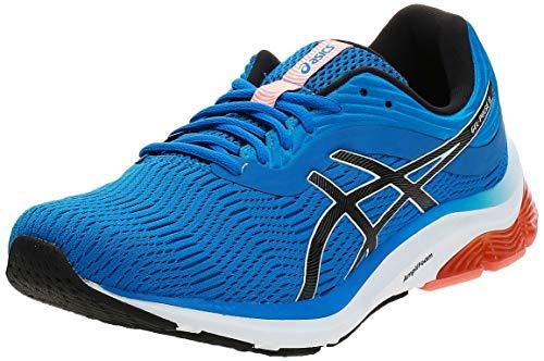 ASICS Herren Gel-Pulse 11 Running Shoes, Blue, 43.5 EU