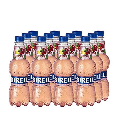 Birell hrozno Erfrischenden Alkoholfrei Radler mit Trauben Geschmack (12 x 400ml) E.U. PET
