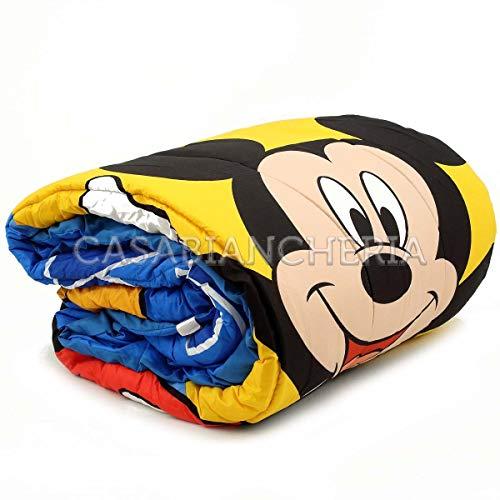G & C Enterprise Trapunta Disney Mickey Mouse Letto Singolo