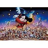 1000ピース ジグソーパズル ディズニー Mickey's Party(51x73.5cm)