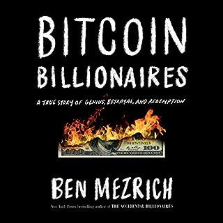 Bitcoin Billionaires audiobook cover art