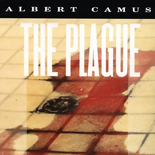The Plague audiobook cover art