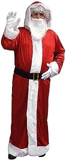 Générique AEC NO2257 - Disfraz de Pera navideña con Efecto Terciopelo (2 Piezas), 100% poliéster