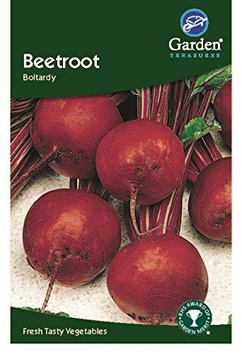 Garden Treasures Beetroot Boltardy Seeds Grow Your Own Vegetables