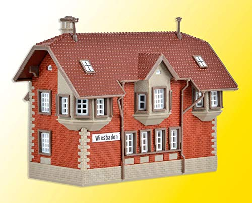 Vollmer 47602 Stellwerk Wiesbaden N Bausatz