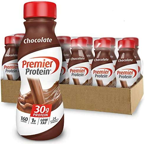 Save up to 25% on Premier Protein shakes