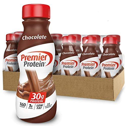 Premier Protein 30g Protein Shake, Chocolate, 11.5 Fl Oz, Pack of 12