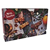 foodloose Nussriegel-Adventskalender 2020