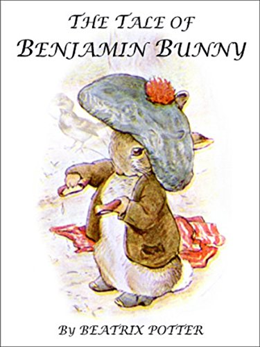 The Tale Of Benjamin Bunny Annotated Kindle Edition By Potter Beatrix Children Kindle Ebooks Amazon Com
