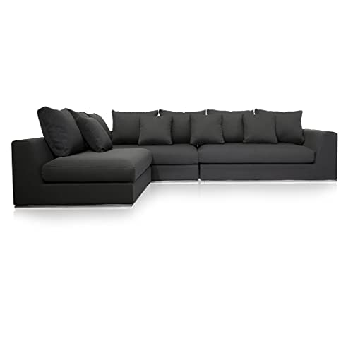 Awe Inspiring L Shaped Sectional Sofa Amazon Com Inzonedesignstudio Interior Chair Design Inzonedesignstudiocom