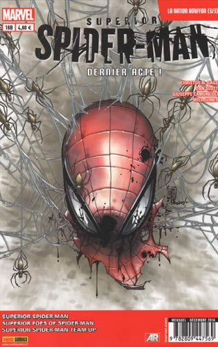 The Superior Spider-Man, Tome 18 : La nation bouffon 3/3