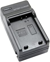 STK Canon LP-E10 Charger for Canon Eos Rebel T6, T5, 1300D, T3, EOS 1200D, 1100D, Kiss X70, and X50 Digital Cameras