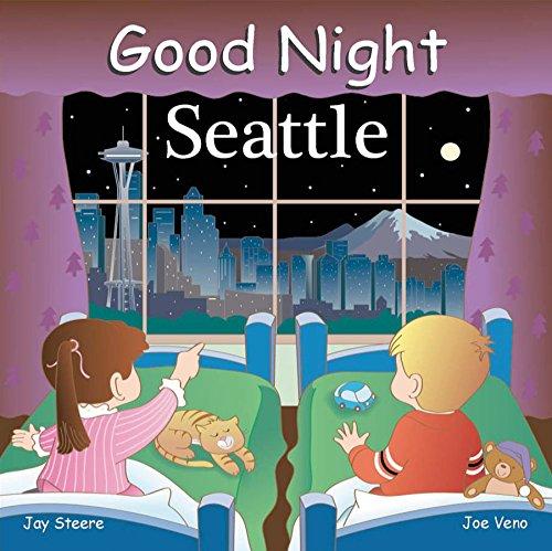 Good Night Seattle (Good Night Our World) (English Edition)