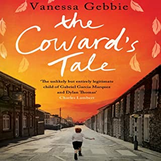 The Coward's Tale audiobook cover art