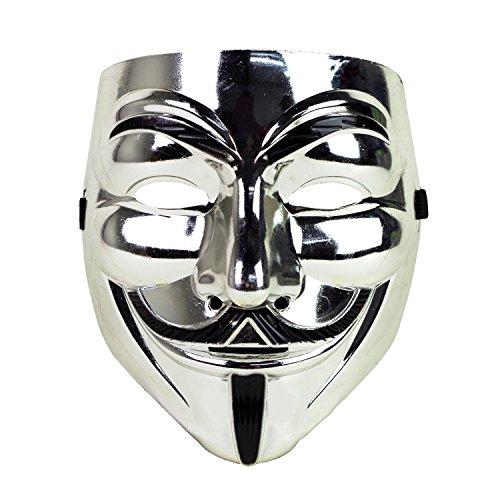 Guy Fawkes Mask Halloween Costume V…