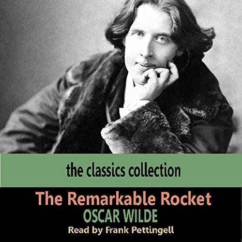 The Remarkable Rocket cover art