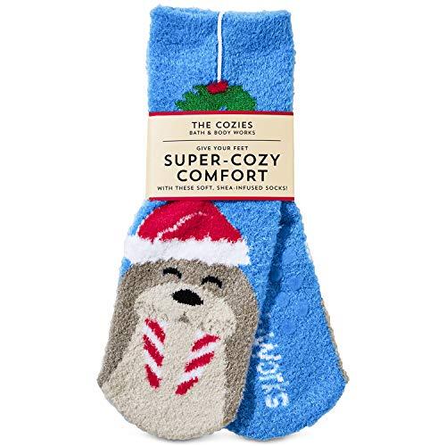 Bath and Body Works WALRUS Shea-Infused Socks