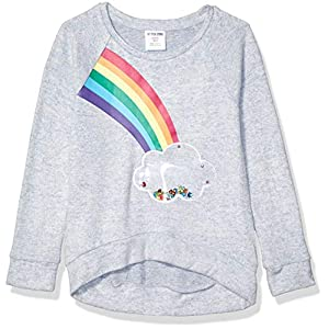 Amazon Brand – Spotted Zebra Girls' Long-Sleeve Cozy T-Shirts