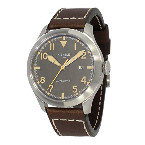 KIENZLE Uhr ETA Analog mit Leder Armband K17-00304